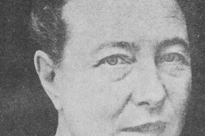 Simone de Beauvoir was born in Paris in 1908.