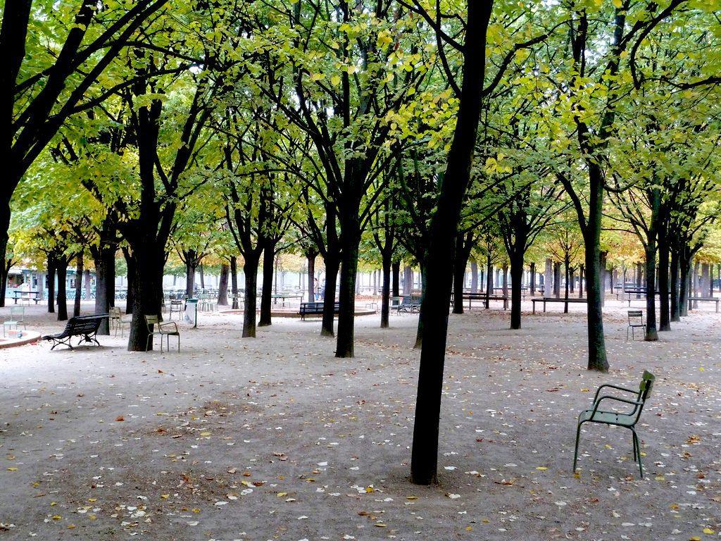 Jardin du Luxembourg/Mike Hauser/Some rights reserved under the Creative Commons 2.0 license.
