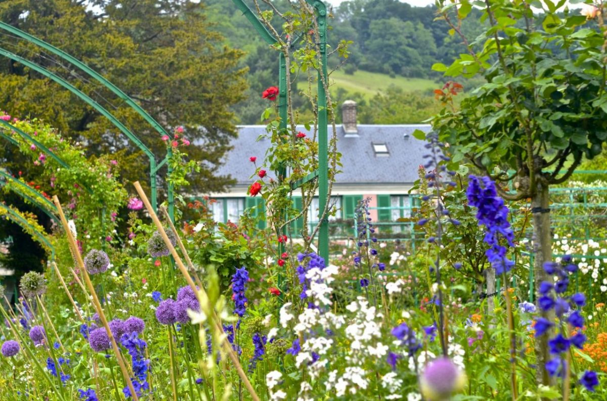 One of the best day trips from Paris by train, Claude Monet's gardens at Giverny have much to offer.