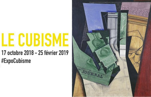 Cubism show at the Centre Georges Pompidou, 2018-2019