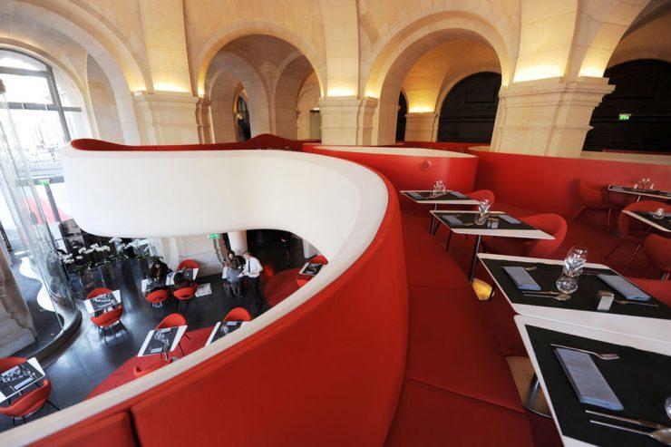 L'Opera Restaurant in Paris/Wikimedia Commons