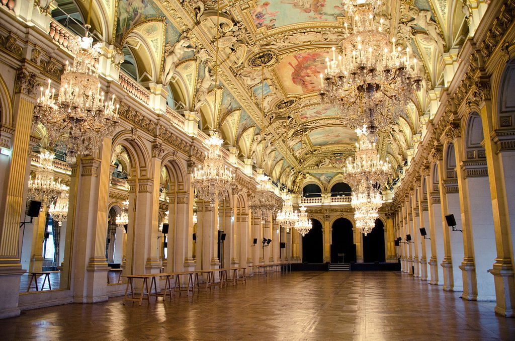Hotel de Ville/Paris City Hall is a site that generally opens for free on European Heritage Days. Image: Pleinevie.fr