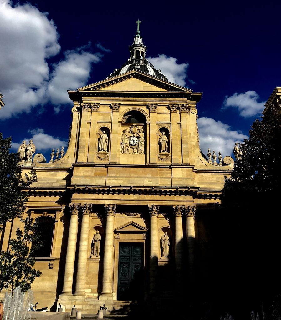 Place de la Sorbonne, Paris. Image: Courtney Traub/All rights reserved