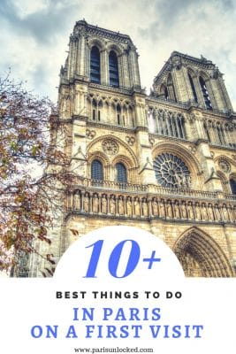 the top 10 sights and attractions in Paris, Pinterest image/Courtney Traub/All rights reserved
