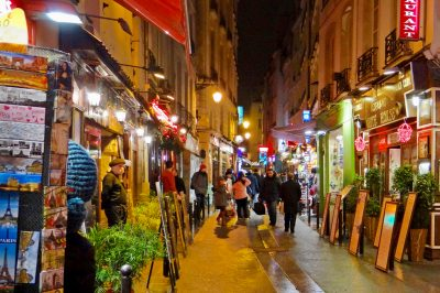 AVoid these tourist traps and scams in Paris
