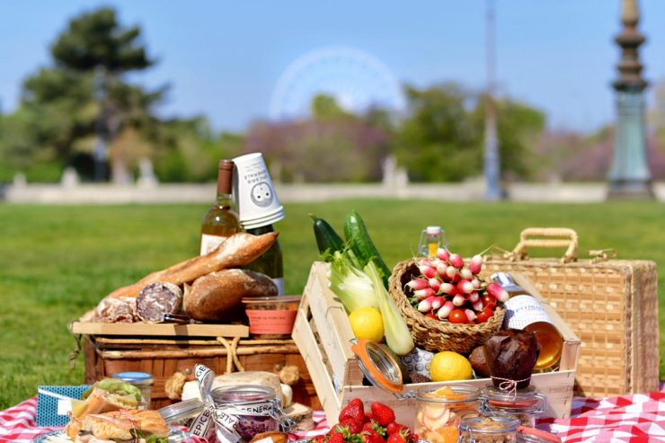 The best places for picnics in Paris, from parks to riverside quays