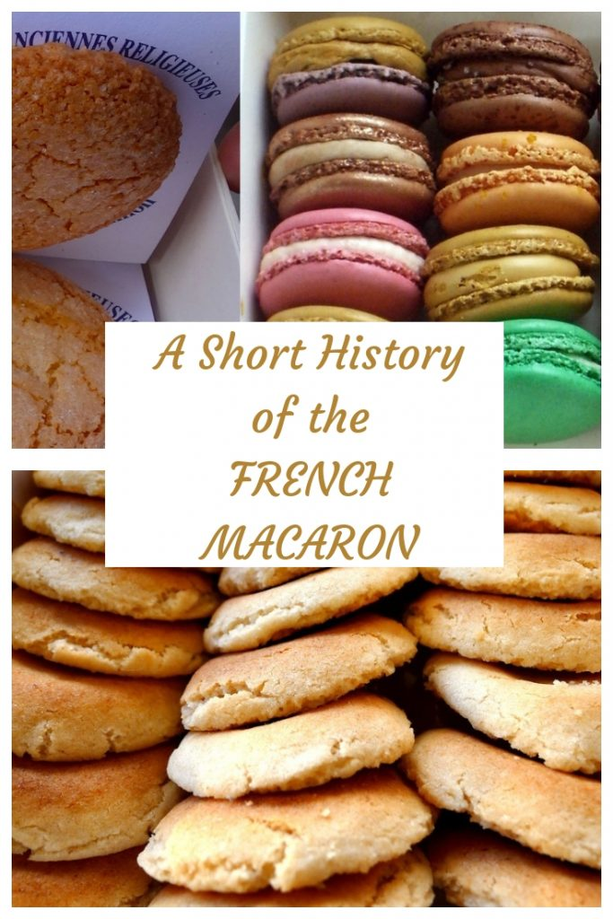 A short history of the French macaron from St Emilion nunnery to Paris patisserie
