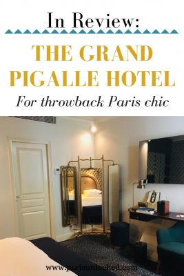 grand pigalle paris Pinterest