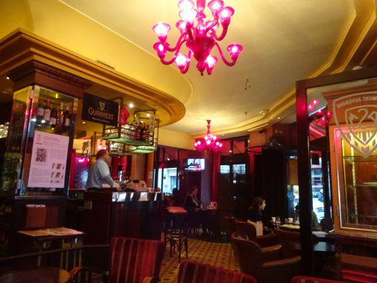 Le Musset bar and brasserie, Paris