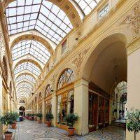 Les ARcades de Paris, Galerie Vivienne/David Pendery/Creative Commons