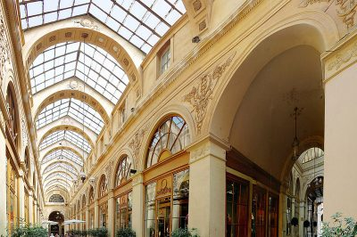 Les ARcades de Paris, Galerie Vivienne/David Pendery/Creative Commons