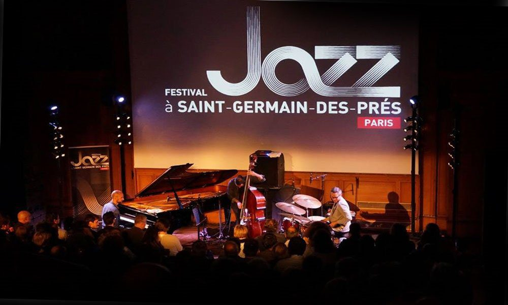 Saint-Germain hosts one of the year's best Paris jazz festivals each spring.