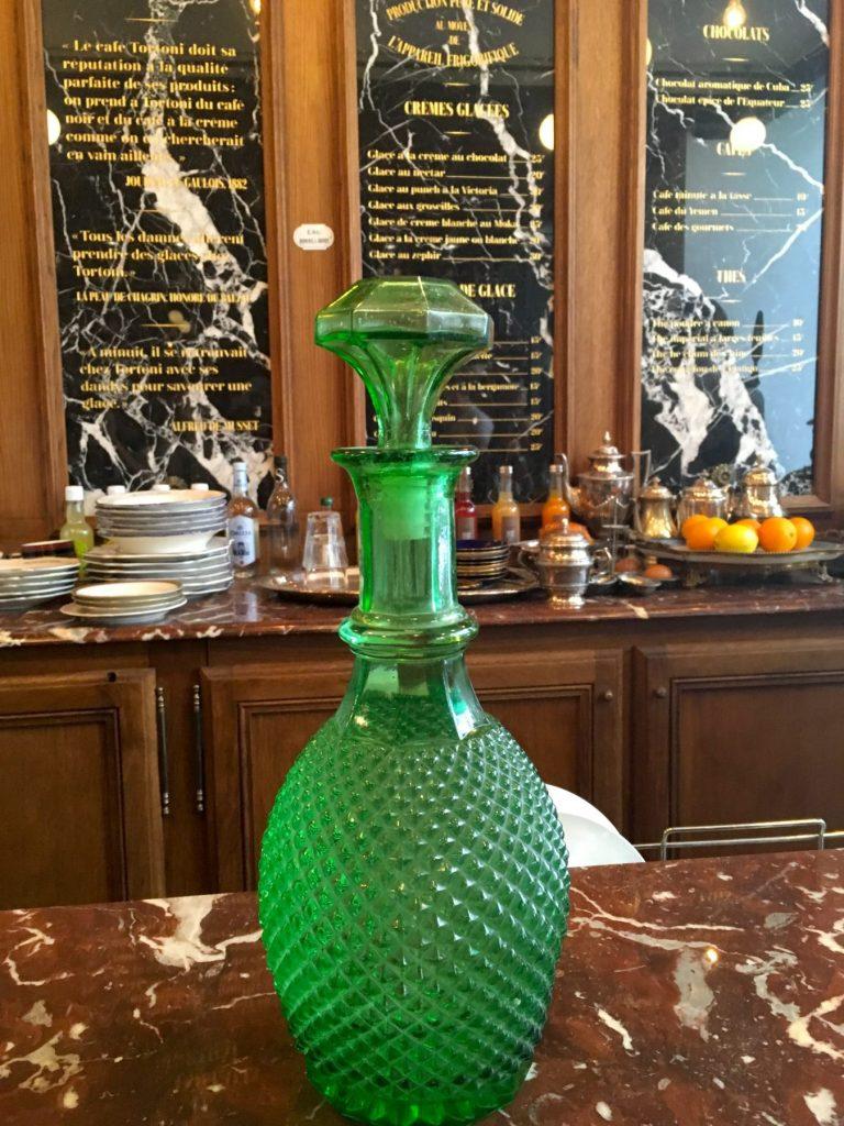 Grand Café Tortoni in Paris