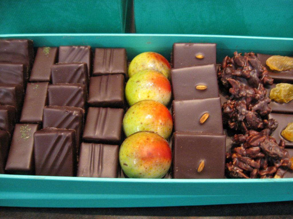 patrick roger box of chocolates