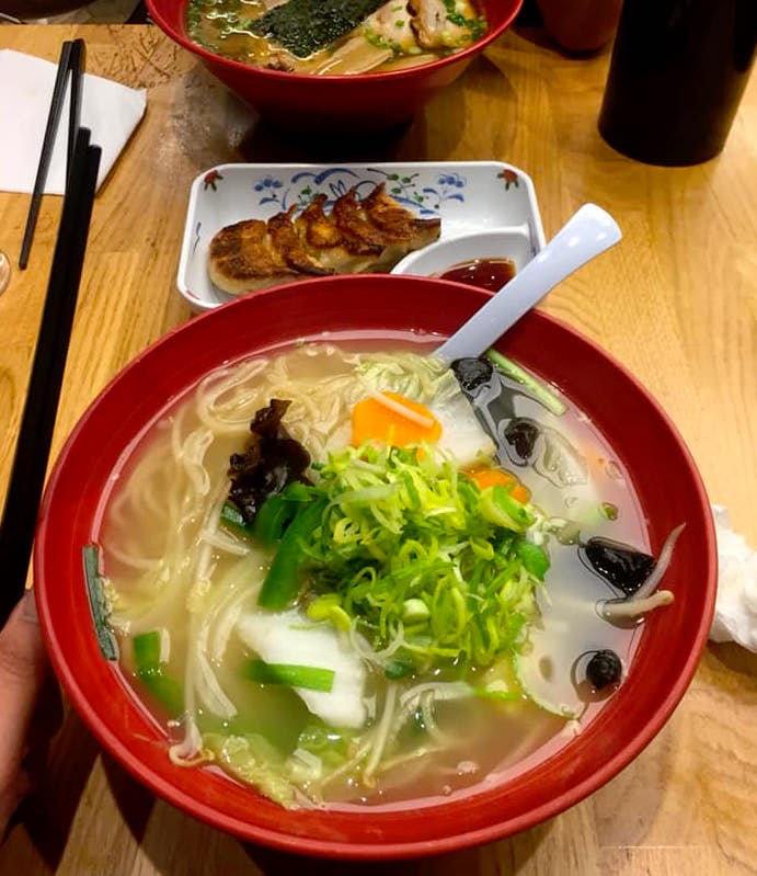 Kintaro restaurant in Paris serves sushi, ramen noodles and other Japanese specialities.